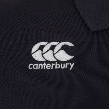 Canterbury England Cotton Pique Training Polo