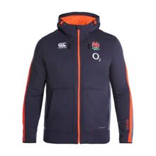 Canterbury England Fleece Training Full Zip Hoody