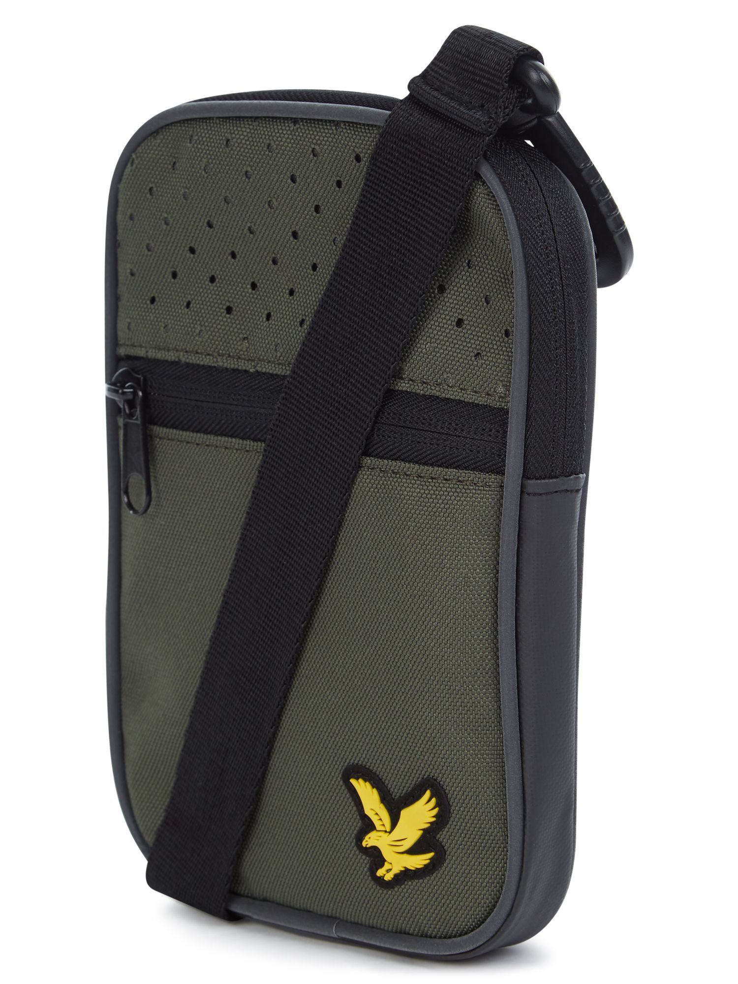 Lyle and Scott Anderson Sports Running Bag, Olive