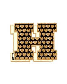 Alphah Stuck on You letter H sticker