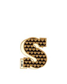 Alphas Stuck on You letter S sticker