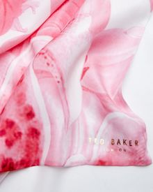 Ted Baker Rozabel Encyclopaedia Floral Print Scarf