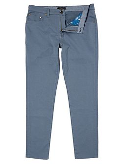 Hyfive Five Pocket Cotton-blend Chino