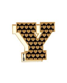 Alphay Stuck on You letter Y sticker