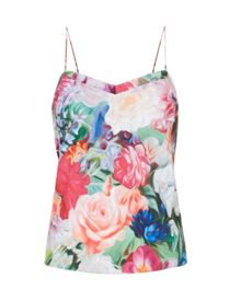 Ted Baker Grieta Floral Swirl cami