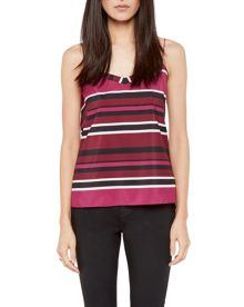 Basia Scalloped edge cami