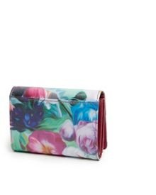 Ted Baker Berthar Floral Swirl leather purse
