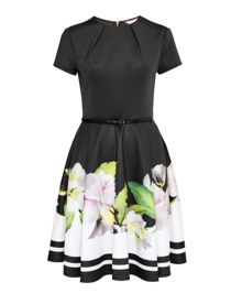 Ted Baker Vidaa Forget Me Not skater dress