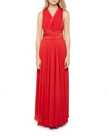 Chleeo Multiway Evening Maxi Dress