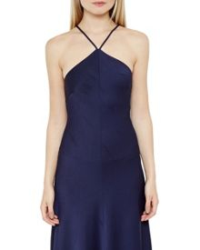 Ted Baker Madora Cross Back Maxi Dress