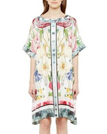 Ted Baker Beryll Ethereal Posie Layer Dress