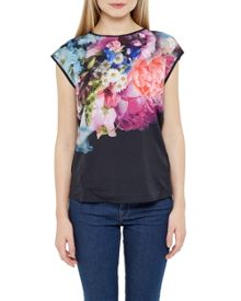 Ted Baker Verena Focus Bouquet T-Shirt