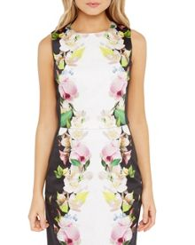 Ted Baker Diivine Forget Me Not crop top