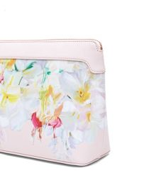 Ted Baker Karione hanging gardens large wash bag