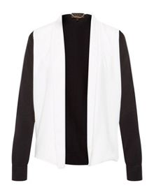 Ted Baker Celma Monochrome woven front wrap