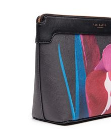 Ted Baker Bimbill Stencilled Stem large wash bag