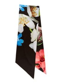 Ted Baker Lynn Forget Me Not skinny scarf