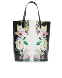 Ted Baker Lindsey Forget Me Not large shopper bag