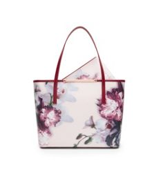 Ted Baker Lietta Ethereal Posie leather shopper