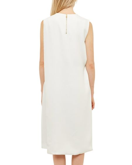 Ted Baker Varciti Pleated Side Wrap Dress
