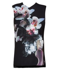 Ted Baker Hazmy Ethereal Posie fitted top