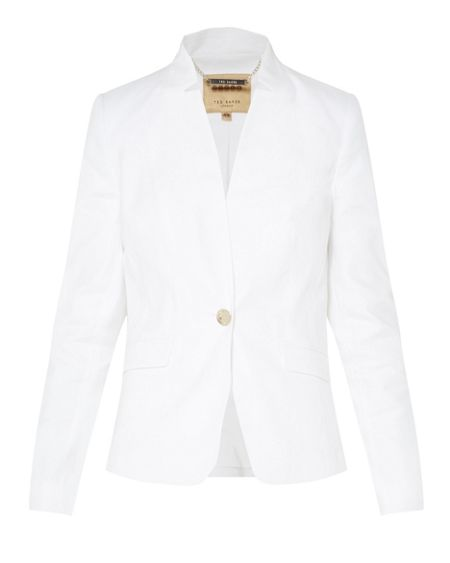 Ted Baker Blisa Single button jacket
