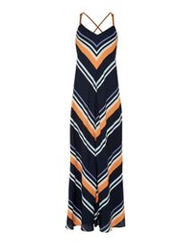 Ted Baker Diina Tribal Stripe maxi dress
