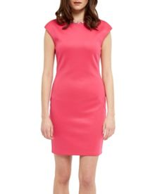 Ted Baker Betiana Embellished bodycon dress