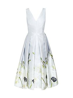 Dorvina Pearly Petal Ballerina Dress