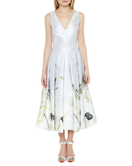 Ted Baker Dorvina Pearly Petal Ballerina Dress