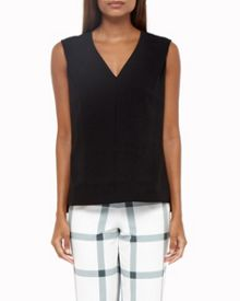 Ted Baker Dexi Shoulder Tuck Sleeveless Top