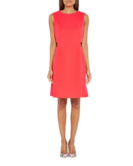 Ted Baker Panashe Cut-out Tunic Dress