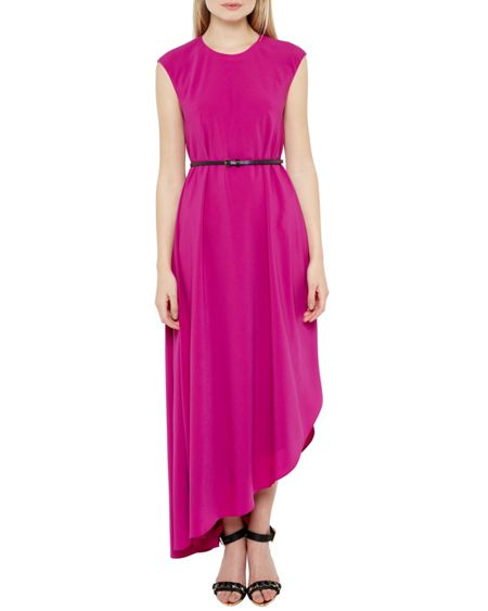 Ted Baker Prisha Asymmetric Draped Dress