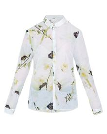 Ted Baker Graci Pearly Petal Shirt