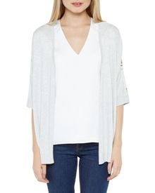 Ted Baker Kembly Pearly Petal Wrap Cardigan