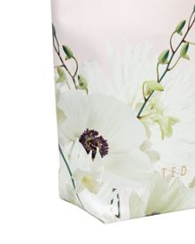 Ted Baker Pearly Petal large shopper bag