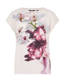 Ted Baker Cosita Ethereal Posie T-shirt