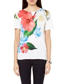 Ted Baker Amrina Forget Me Not T-shirt