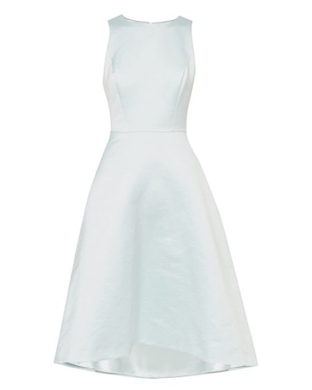 Ted Baker Skylare Dipped hem dress