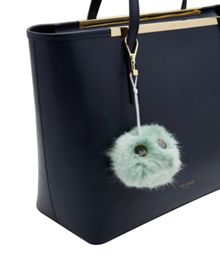 Ted Baker Fluffy Bag Charm