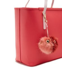 Ted Baker Lolaa Furry friend bag charm