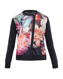 Ted Baker Haleera Focus Bouquet Cardigan