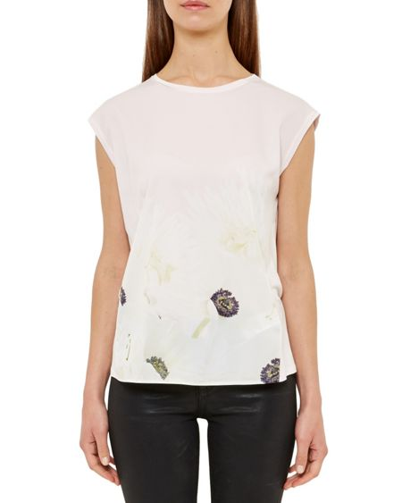 Ted Baker Frema Pearly Petal T-Shirt