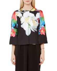 Ted Baker Gisel Forget Me Not cape