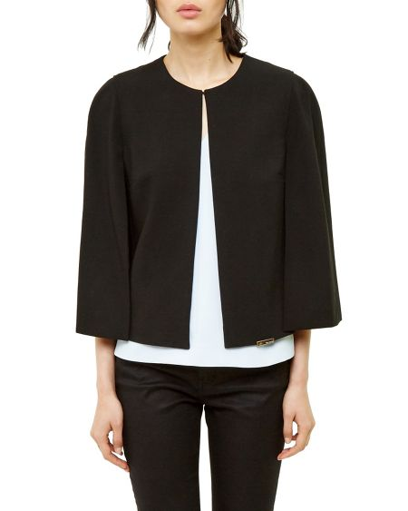 Ted Baker Gabrael Cropped Cape