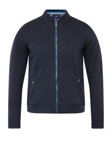 Ted Baker Bruno Quilted Bomber Jacket