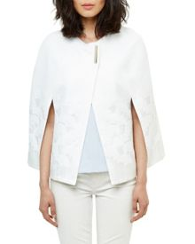 Ted Baker Camyla Jacquard Cropped Cape