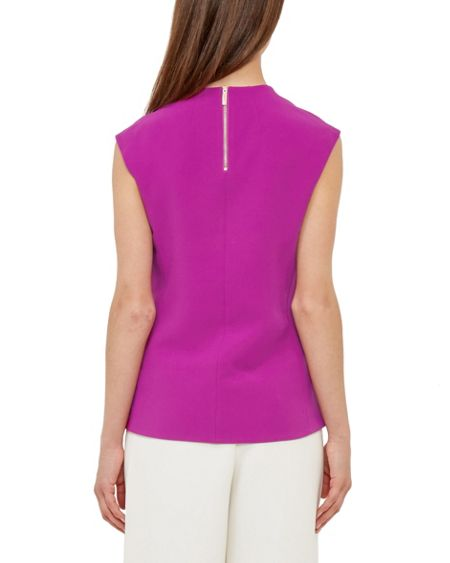 Ted Baker Paysy High Neck Top