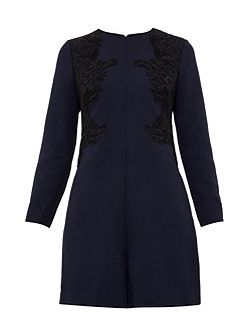Aysa Embroidered Playsuit