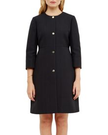 Ted Baker Mareaa A-line coat